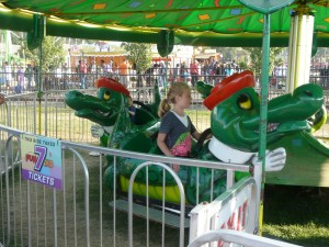 wally gator ride