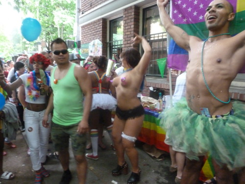 shirtless man and tutu 2