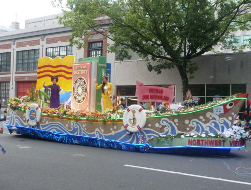 vietnam float