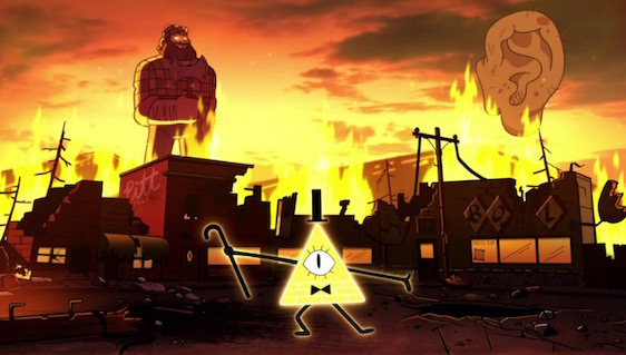 bill cipher
